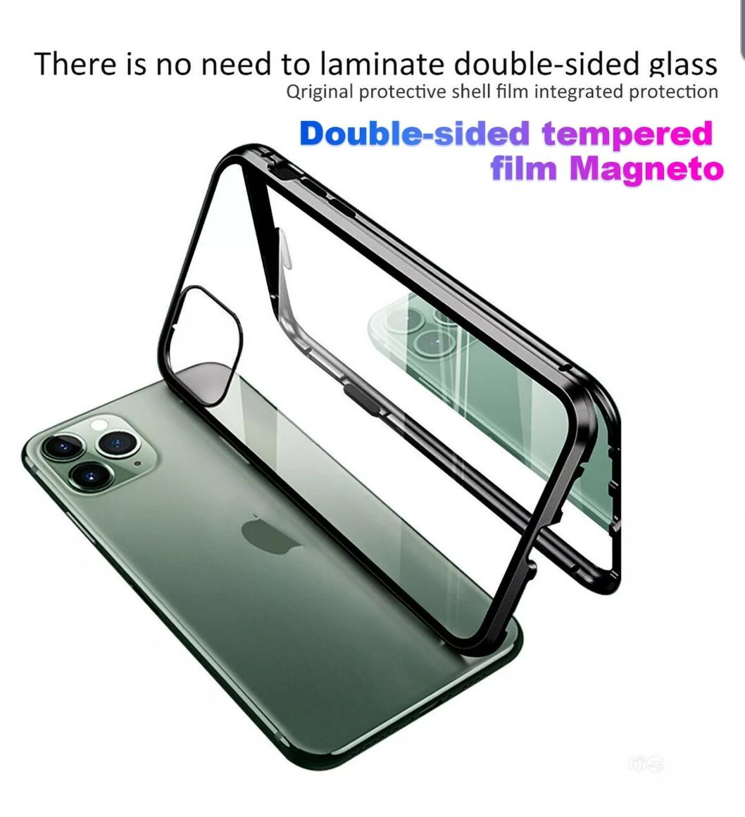 Magnetic Absorption Case for iPhone 12/12pro/Pro Max