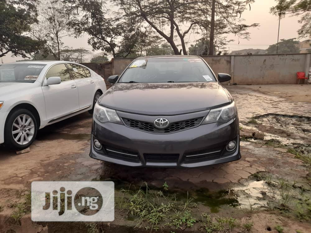 Toyota Camry 2013 Gray   Cars for sale in Magodo, Lagos State, Nigeria