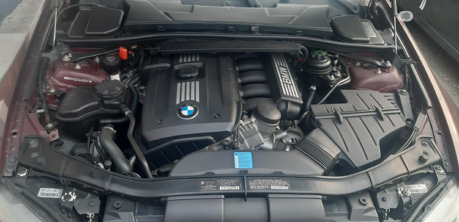 Archive: BMW 328i 2010 Red
