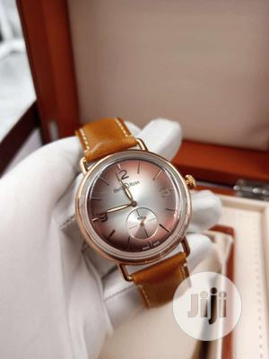 Bell Rose Leather Rose Gold Watch | Watches for sale in Lagos State, Lagos Island (Eko)