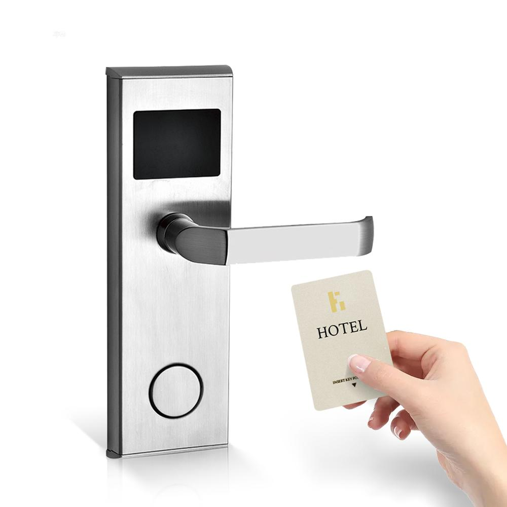 RFID Electronic Hotel Key Card Door Lock System by HIPHEN