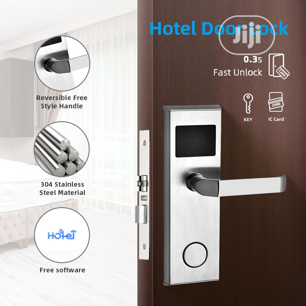 RFID Electronic Hotel Key Card Door Lock System by HIPHEN   Doors for sale in Yaba, Lagos State, Nigeria