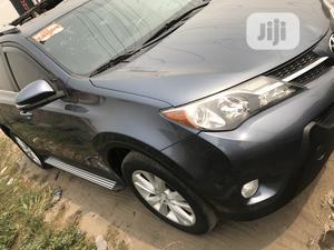 Toyota RAV4 2014 Gray | Cars for sale in Lagos State, Ajah