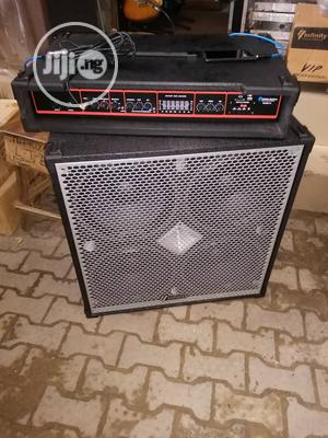 Four12 Inches Bass Combo   Audio & Music Equipment for sale in Lagos State, Ojo