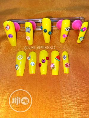 Stick on Nails (Press On)   Tools & Accessories for sale in Rivers State, Port-Harcourt