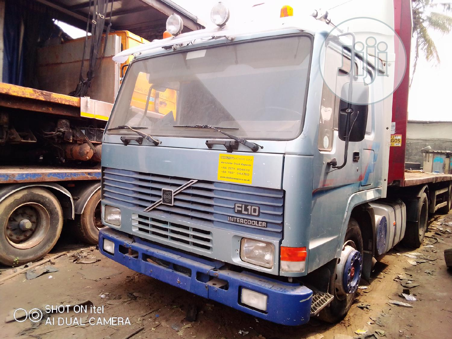 Volvo FL10 Tractor Head Is Available for Sale   Heavy Equipment for sale in Mushin, Lagos State, Nigeria