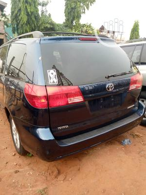 Toyota Sienna 2005 XLE Blue   Cars for sale in Edo State, Benin City