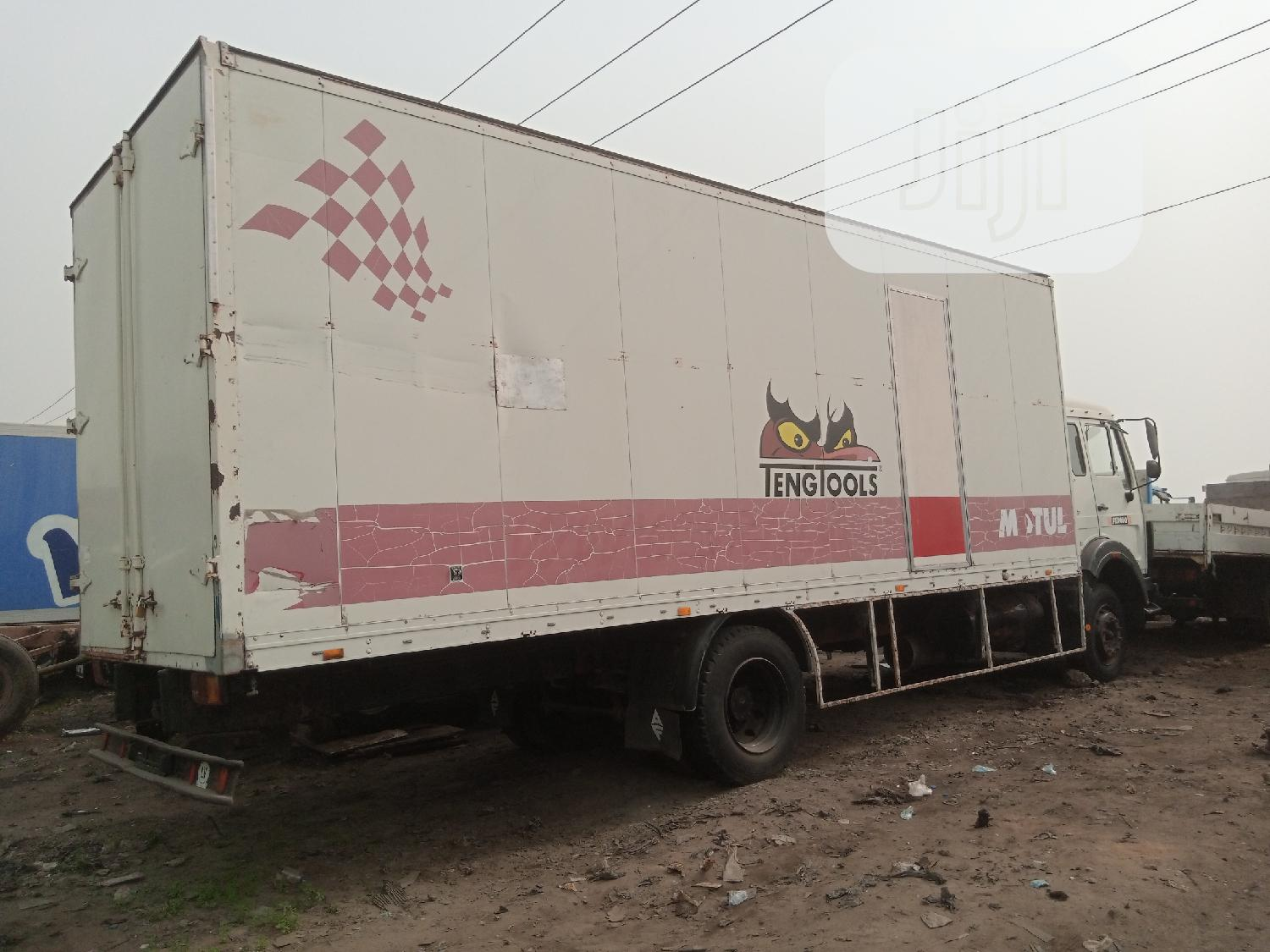 Mercedes Benz 1622 Container Body Truck | Trucks & Trailers for sale in Apapa, Lagos State, Nigeria