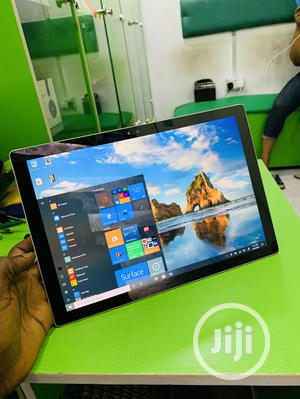 Laptop Microsoft Surface Pro 4 8GB Intel Core I5 SSD 256GB | Laptops & Computers for sale in Lagos State, Ikeja