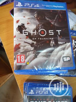 Ps4 Ghost of Tsushima | Video Games for sale in Lagos State, Ikeja