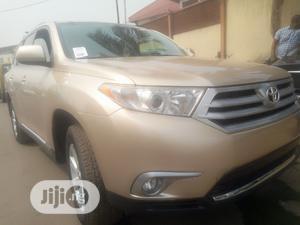 Toyota Highlander 2012 SE Gold | Cars for sale in Lagos State, Ikeja