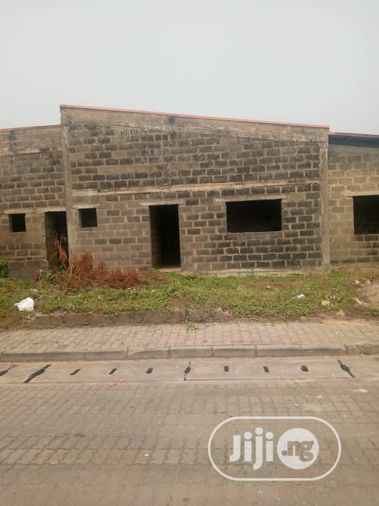 3 Bedroom Carcass With a Self Contained Bq