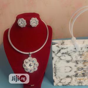 Silver Non Tarnish Set   Jewelry for sale in Lagos State, Victoria Island