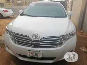 Toyota Venza 2009 V6 White   Cars for sale in Abuja (FCT) State, Katampe