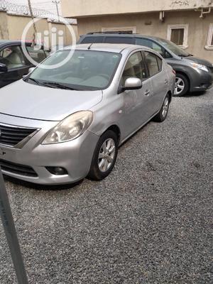 Nissan Almera 2013 Silver | Cars for sale in Lagos State, Ojodu
