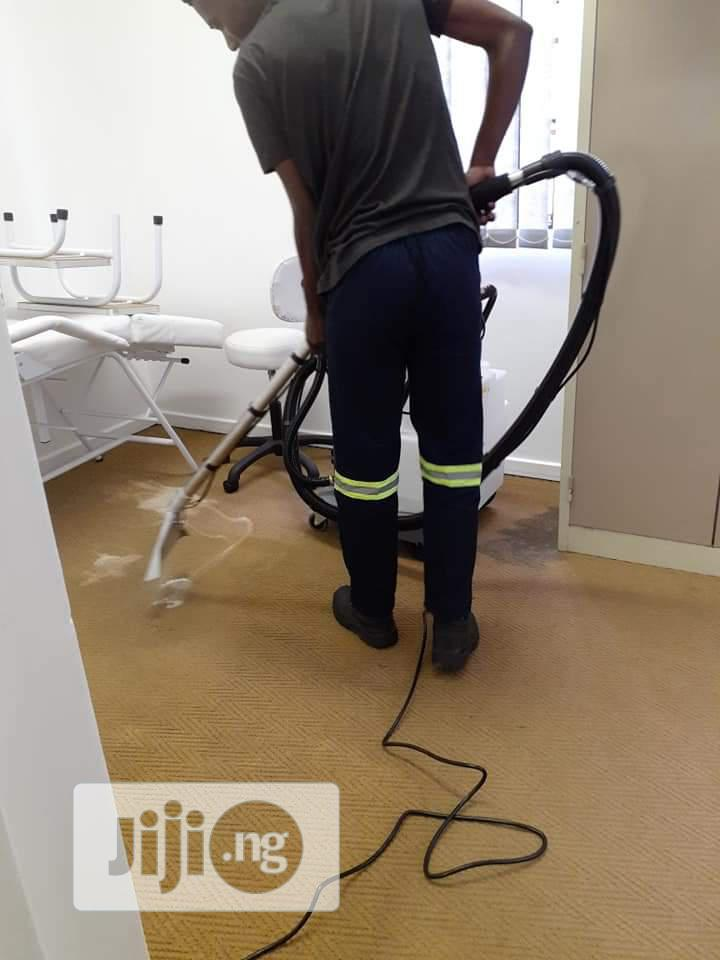 Archive: Professional Cleaning and Fumigation Services
