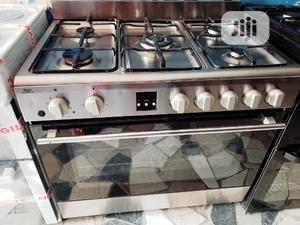 Bush 5 Burner Gas Cooker Wit Large Oven N Gril With Warranty   Kitchen Appliances for sale in Lagos State, Lagos Island (Eko)