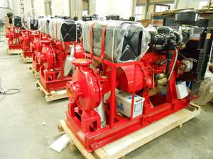 KBS 10 HP Electric & Diesel Fire Hydrant Pump Systems (EU) | Plumbing & Water Supply for sale in Lagos State, Amuwo-Odofin