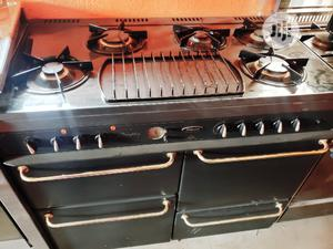 Hotpoint 5burner Gas Cooker Wit Oven and Grill Wit Warranty   Kitchen Appliances for sale in Lagos State, Lagos Island (Eko)