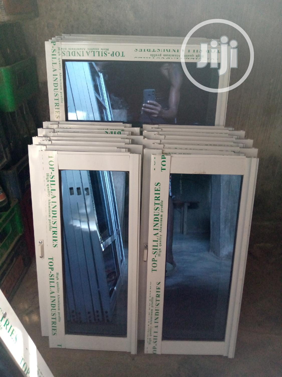 Better and Stronger Aluminum Sliding Windows | Windows for sale in Ewekoro, Ogun State, Nigeria