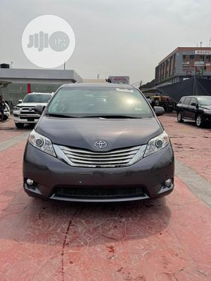 Toyota Sienna 2017 Gray | Cars for sale in Lagos State, Lekki
