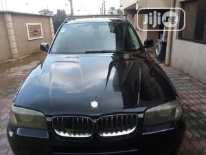 BMW X3 2007 3.0i Sport Automatic Black   Cars for sale in Lagos State, Ojodu