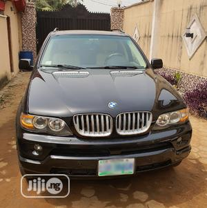 BMW X5 2005 3.0i Black   Cars for sale in Lagos State, Isolo