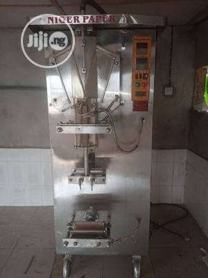 Water Packaging Machine   Manufacturing Equipment for sale in Abia State, Umuahia