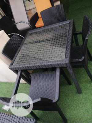 Garden Chairs and Table | Garden for sale in Lagos State, Yaba