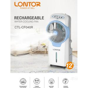 Lontor Rechargeable Air Cooler (Water Fan) With Remote   Home Appliances for sale in Lagos State, Lagos Island (Eko)