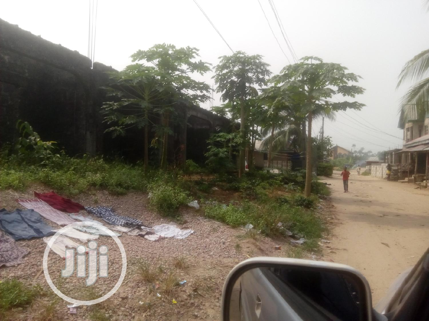 Uncompleted Building for Sale | Land & Plots For Sale for sale in Warri, Delta State, Nigeria