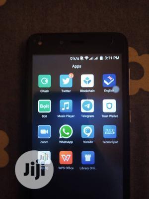 Tecno WX3 8 GB Gray | Mobile Phones for sale in Oyo State, Ibadan