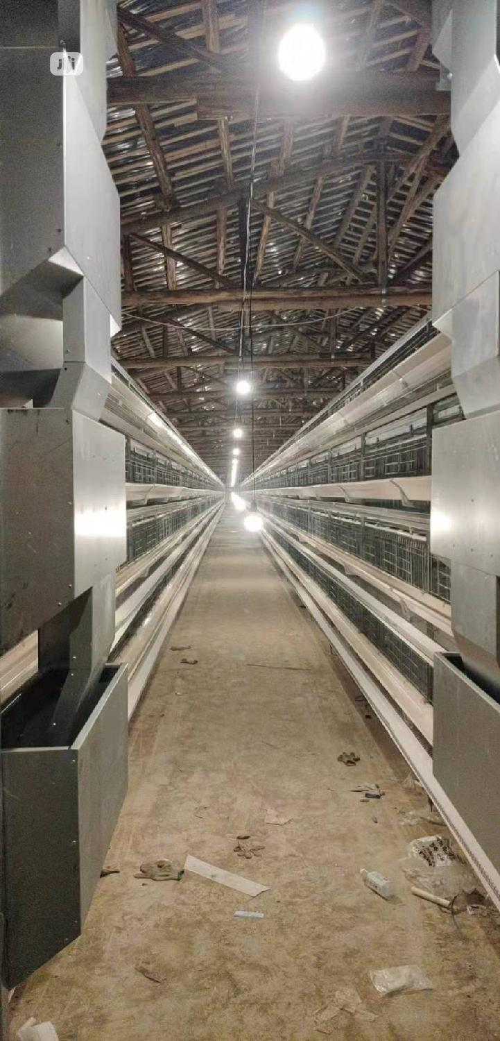 China Factory Poultry Cage Best Quality Poultry Cage | Farm Machinery & Equipment for sale in Ohafia, Abia State, Nigeria