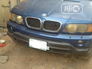 BMW X5 2003 3.0i Blue | Cars for sale in Delta State, Oshimili South