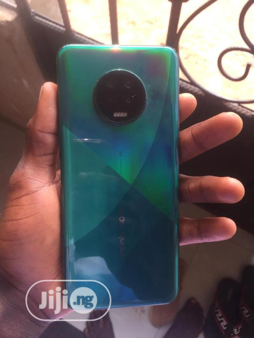 Infinix Note 7 64 GB Green | Mobile Phones for sale in Ikpoba-Okha, Edo State, Nigeria