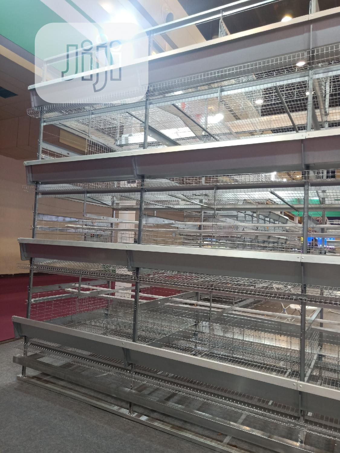 Poultry Cage / China Imported Poultry Cage