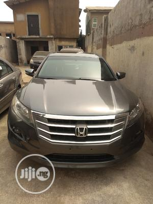 Honda Accord CrossTour 2010 Gray   Cars for sale in Lagos State, Agege