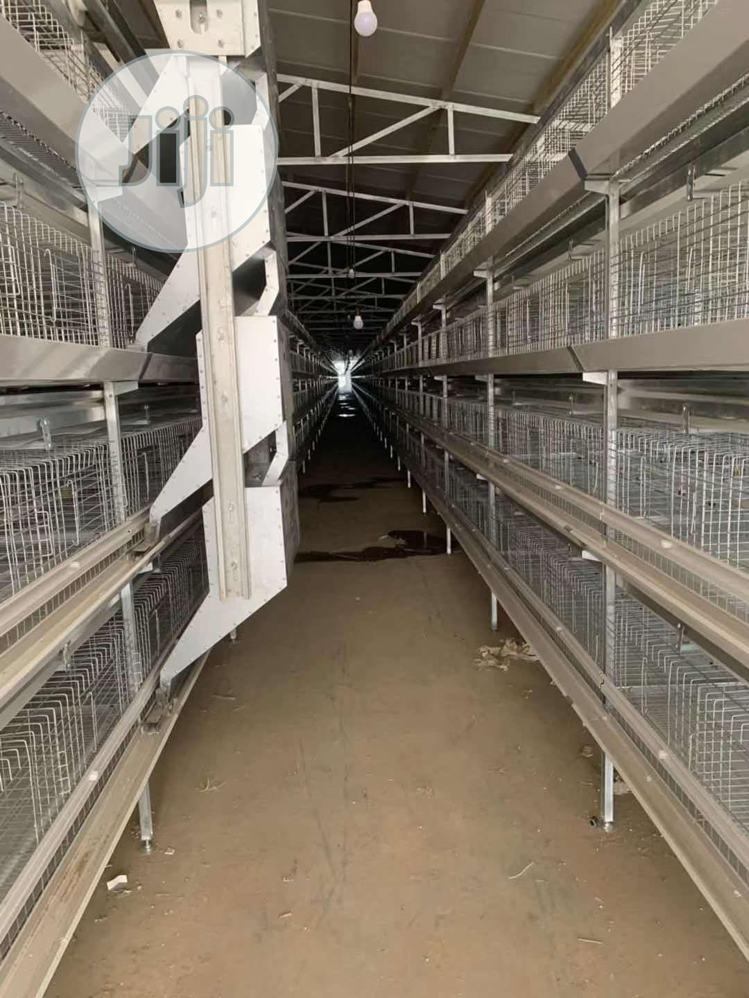 Poultry Cage / China Automatic Poultry Cage | Farm Machinery & Equipment for sale in Kolokuma/Opokuma, Bayelsa State, Nigeria