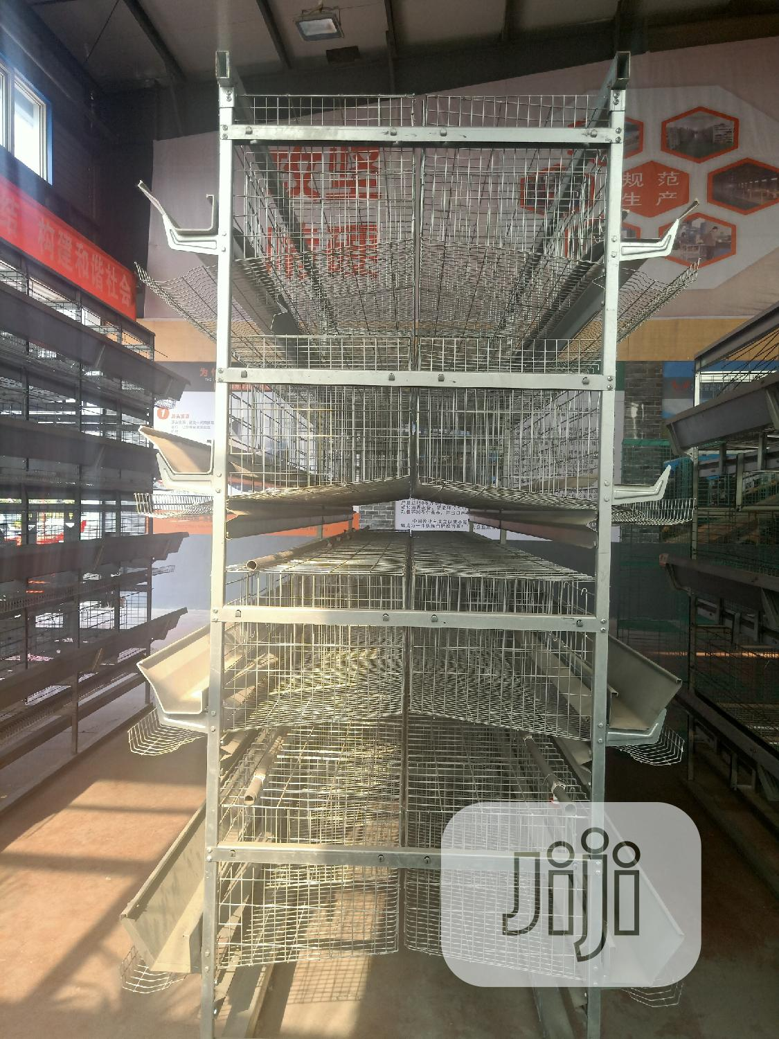 China Battery Cage