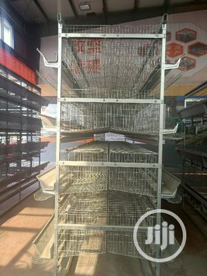 China Battery Cage   Farm Machinery & Equipment for sale in Borno State, Abadam
