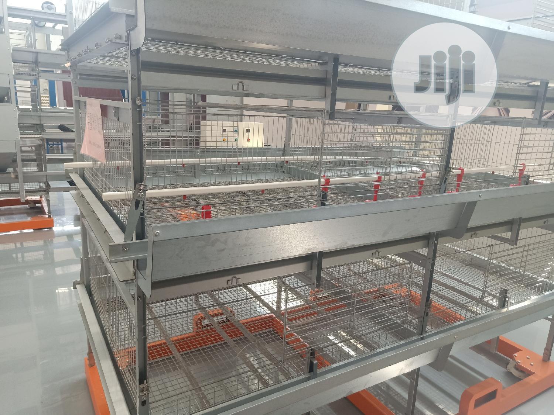 China Battery Cage   Farm Machinery & Equipment for sale in Abadam, Borno State, Nigeria