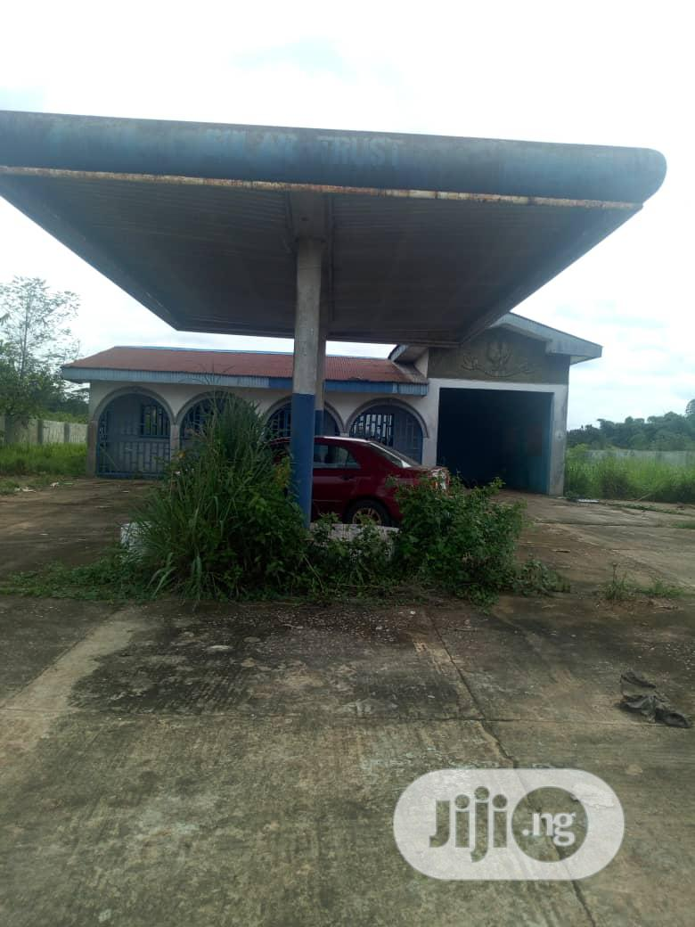 Archive: Filling Station