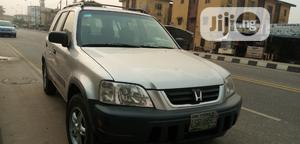 Honda CR-V 2000 2.0 4WD Automatic Silver | Cars for sale in Lagos State, Surulere