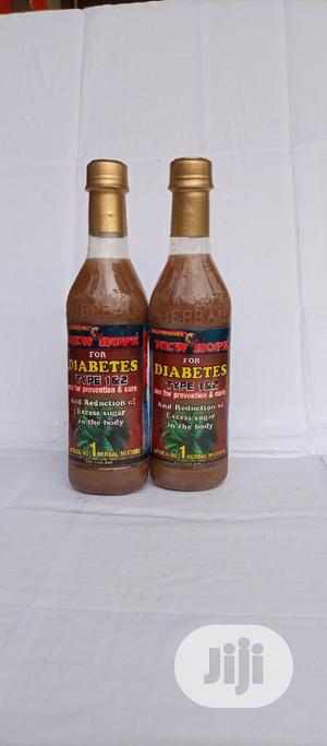 New Hope for Diabetes 1 2 Herbal Mixture   Vitamins & Supplements for sale in Lagos State, Amuwo-Odofin