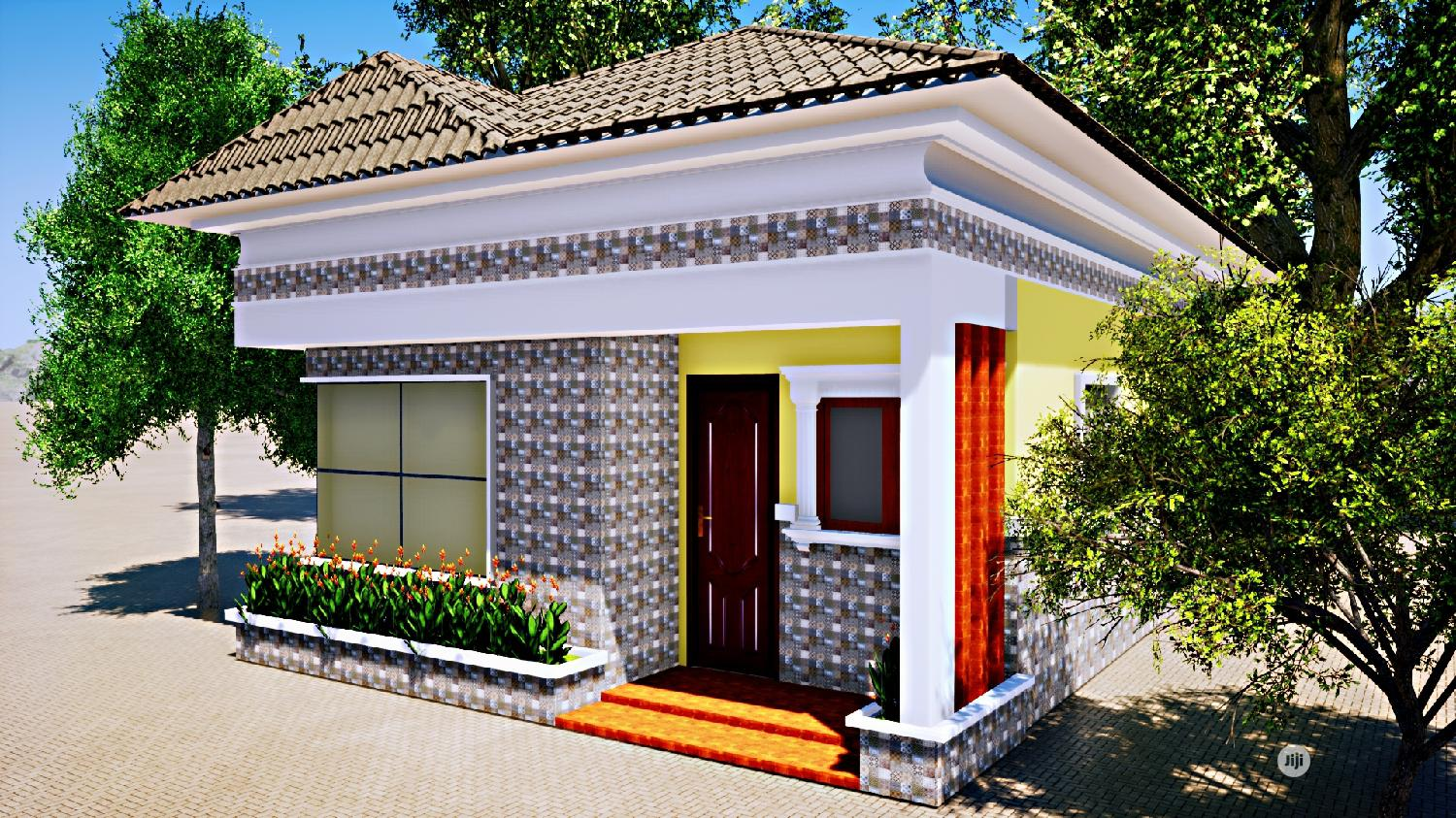 3 Bedrooms Bungalow Building Plan   Building & Trades Services for sale in Kuje, Abuja (FCT) State, Nigeria