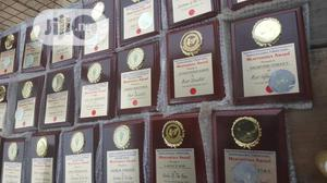 Wooden Plaque Award With Superior Quality | Arts & Crafts for sale in Lagos State, Mushin