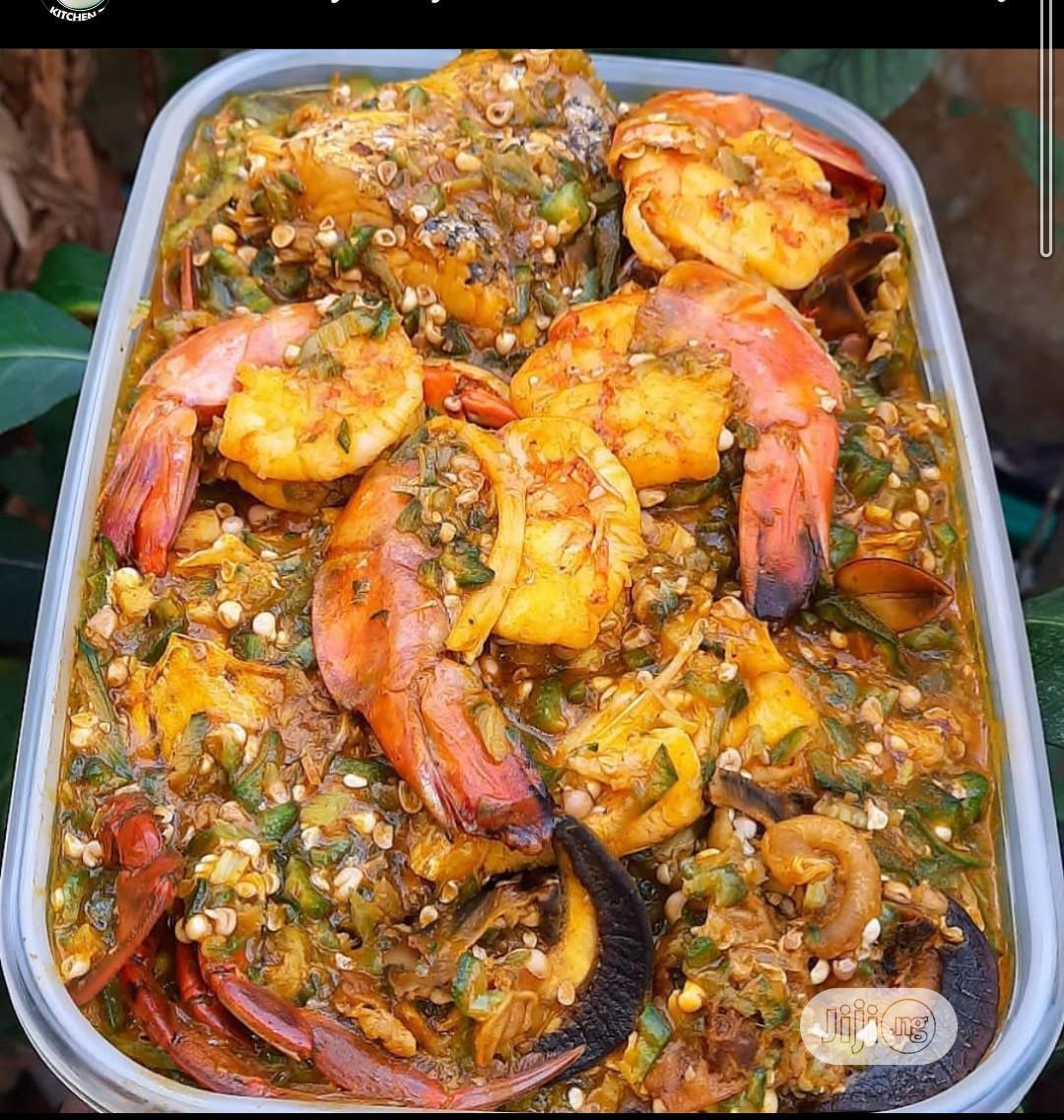 Fisherman Soup in Benin City - Meals & Drinks, Golden Buka   Jiji.ng