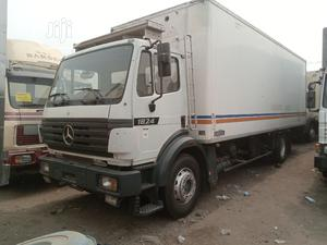Mercedes Benz 1824 Container Body Truck White | Trucks & Trailers for sale in Lagos State, Apapa