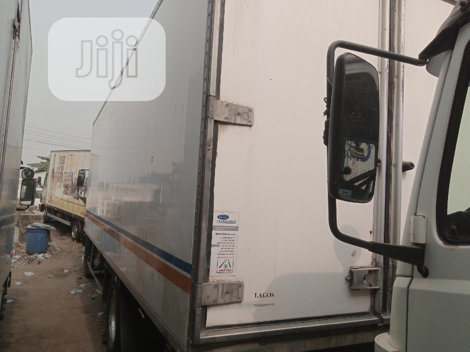 Mercedes Benz 1824 Container Body Truck White   Trucks & Trailers for sale in Apapa, Lagos State, Nigeria