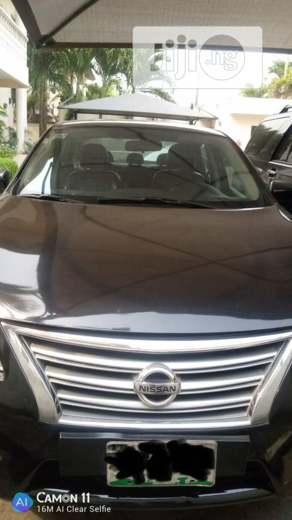 Archive: Nissan Sentra 2015 Black